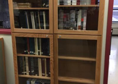 Class of 1969 Class Gift Bookcase
